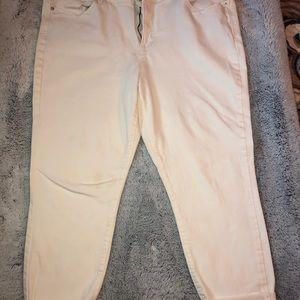 Old Navy Rockstar Jeans size 16